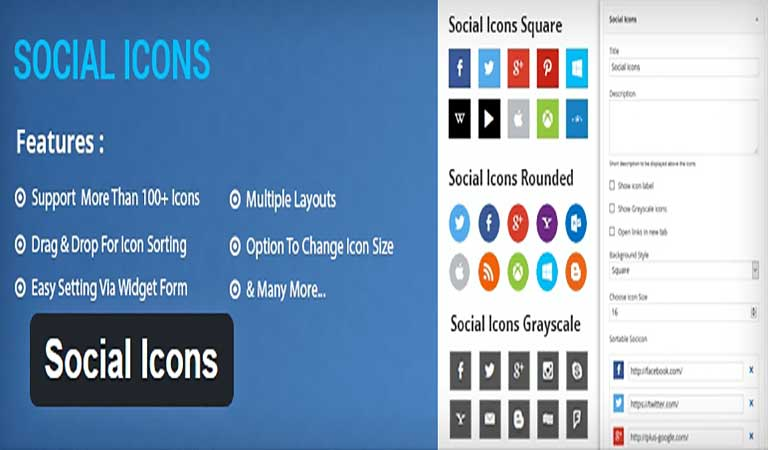 تصویر: https://webramz.com/wp-content/uploads/2019/04/Social-Icons-essential-WordPress-Plugins.jpg