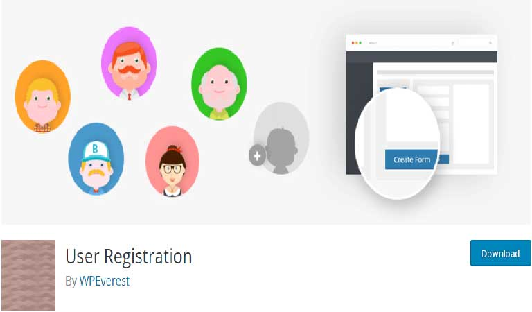 تصویر: https://webramz.com/wp-content/uploads/2019/04/User-Registration-best-wordpress-registration-profile-plugin.jpg