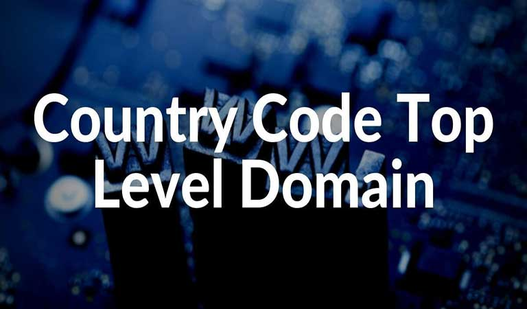 CCTLD (Country Code Top-Level) - انواع پسوند دامنه